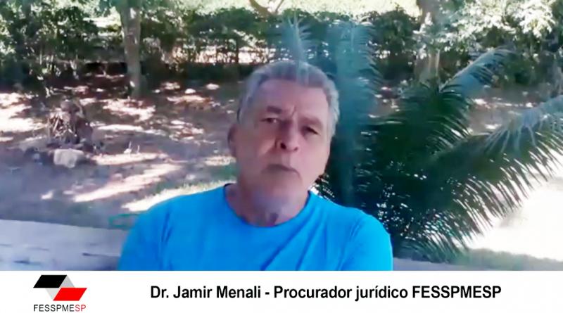 Dr. Jamir Menali, procurador da CSPM, esclarece dúvidas sobre a correção do FGTS