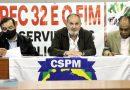 Lideranças da CSPM aprovam contas de 2020 e previsão orçamentária