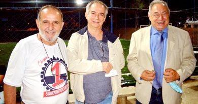 Americana/SP   Grandes lideranças sindicais do País prestigiam apuração das eleições do SSPMA